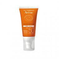 Солнцезащитный крем SPF50+ без отдушек Avene Suncare 50мл